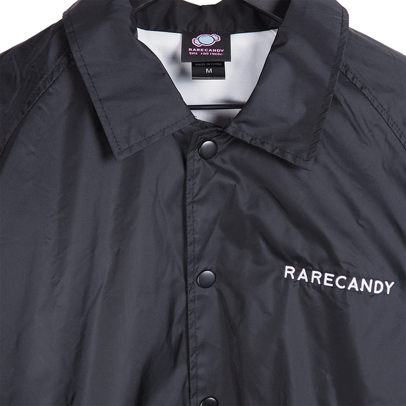 Sex, Drugs, Candy - Black - Coach Jacket