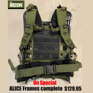 ALICE FRAME Complete kit bag Perth