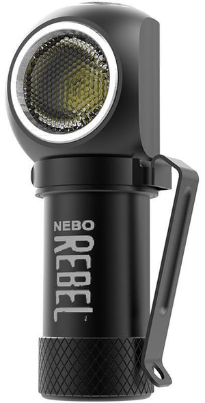 NEBO REBEL 600 LUMEN HEAP LAMP & TASK LIGHT