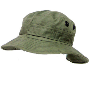 large brim bush hat
