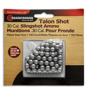 Marksman Talon Shot 30.cal Steel Pellets - 3130