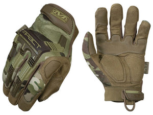 MECHANIX WEAR M-PACT GLOVES - MULTICAM
