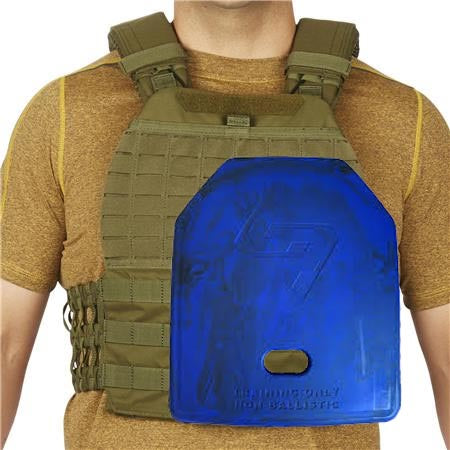 5.11 Approved Training CrossFit Plates plus 5.11 Tac Tec Plate Carrier