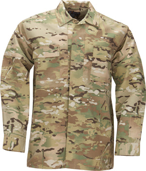 5.11 TACTICAL MULTICAM® TDU® LONG SLEEVE SHIRTS