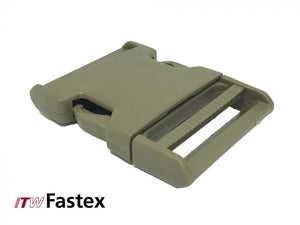 ITW Fastex - Side Release Buckle - Khaki - 50mm