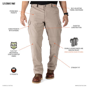 5.11 Stryke Pants kit bag perth