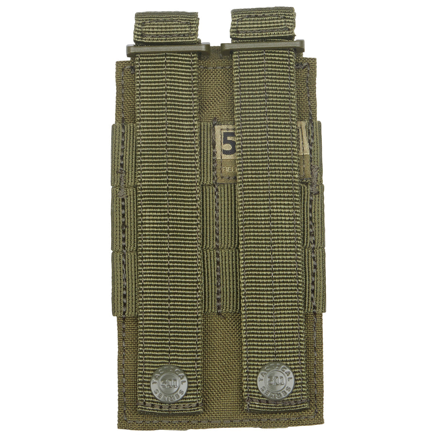 5.11 flash bang molle pouch in tan and black
