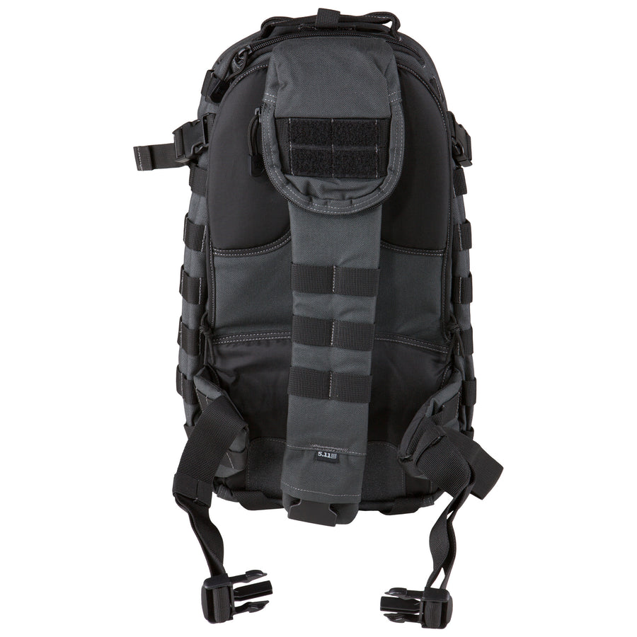 5.11 Tactical Rush MOAB 10 Sling Pack - Black, 5.11 Tactical Rush MOAB 10 Sling Pack
