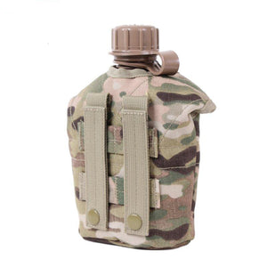 Multi Cam MOLLE Canteen Cover