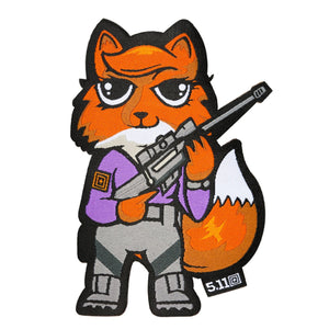 Tactical Foxxy