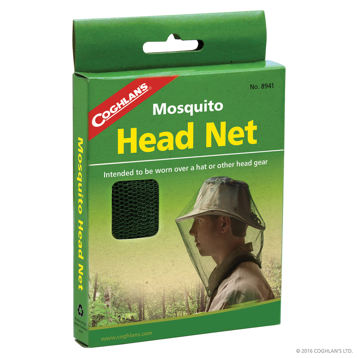 Coghlans Pocket Mosquito Head Net, Coghlans Pocket Mosquito Head Net