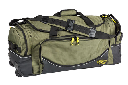 RUGGED EXTREMES  Load Out Transit Bag 80 litres – Large Wheeled,Free Postage within Australia