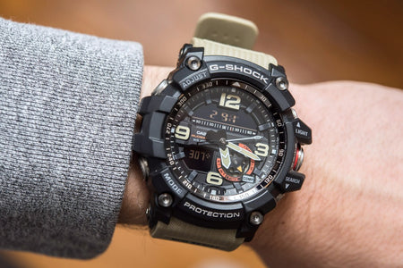 Casio G Shock Mudmaster Watch, Casio G Shock Mudmaster Watch