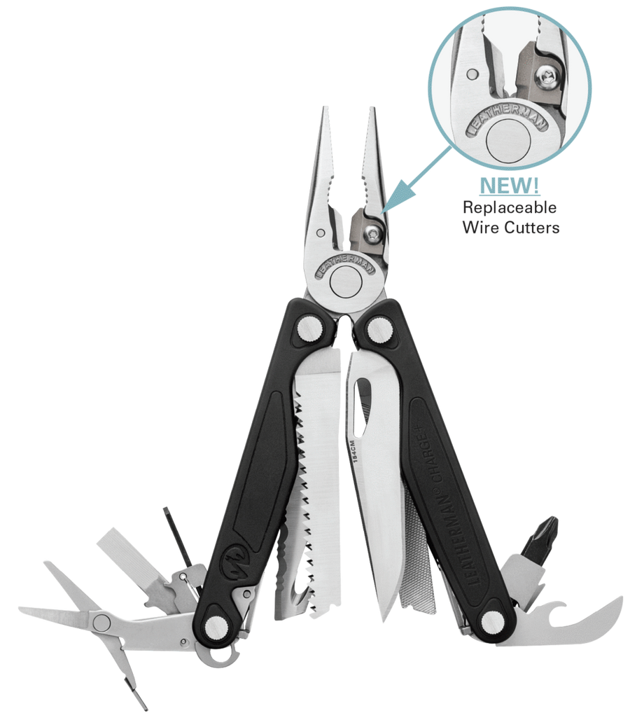 Leatherman Charge + WITH SHEATH, Leatherman Charge + WITH SHEATH