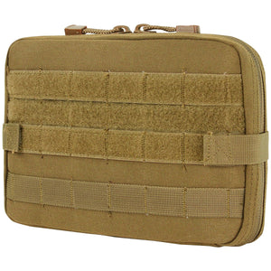 RECON Tactical horizontal MOLLE admin panel pouch
