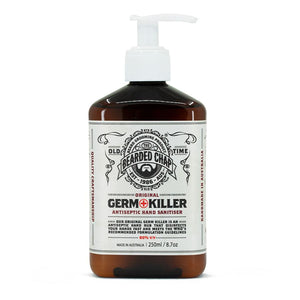 BEARDED CHAP Mil -Spec Germ Killer Antiseptic Hand Sanitizer
