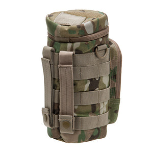 RECON  Water Bottle Hydration Pouch MOLLE Tactical H2O Pouch
