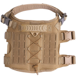RECON Tactical Dog MOLLE Harness