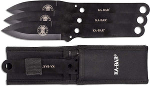 KABAR Throwing Knife Set 1121