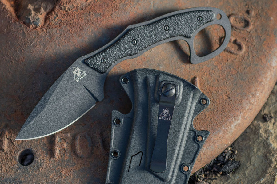 KaBar TDI Pocket Strike knife