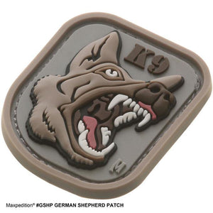 Maxpedition German Shepherd Morale Patch