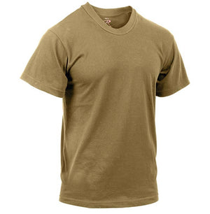 Moisture Wicking Anti Bacterial T-Shirts