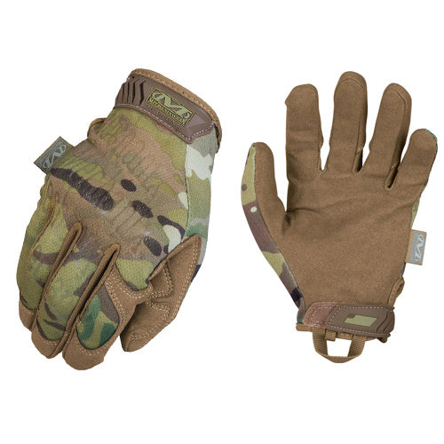 MECHANIX WEAR THE ORIGINAL GLOVES - MULTICAM, MECHANIX WEAR THE ORIGINAL GLOVES - MULTICAM