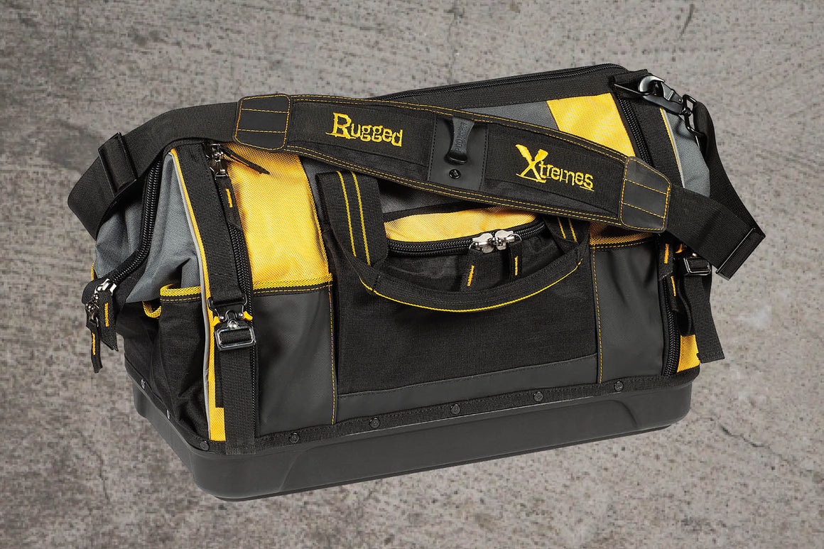 Heavy Duty Waterproof Contractor Tool Bag 42 L