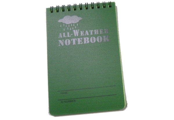 RECON Waterproof Notebook, RECON Waterproof Notebook