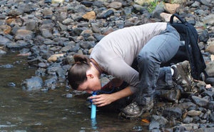 LifeStraw Drinking Straw for Water Purifying