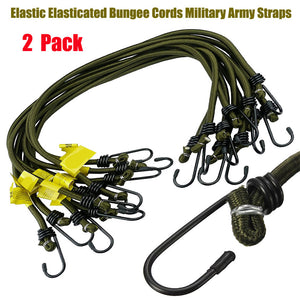 Olive Ocky Bungee Straps Pack of 2