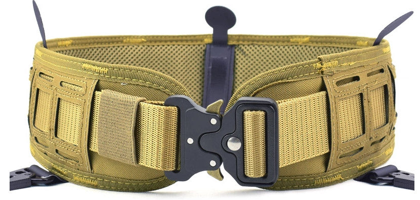 RECON Cobra QR Buckle Belt with low profile comforter