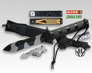 Survival Knife Aitor 16014 Jungle King II Knife