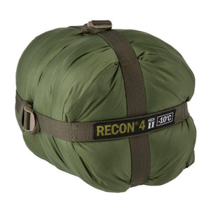 RECON 4 Gen II Lightweight Military Sleeping Bag -10c, RECON 4 Gen II Lightweight Military Sleeping Bag -10c