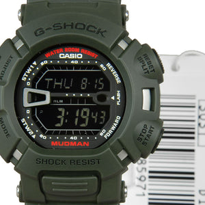 Casio G-Shock Mudman G-9000-3 Military tactical watch