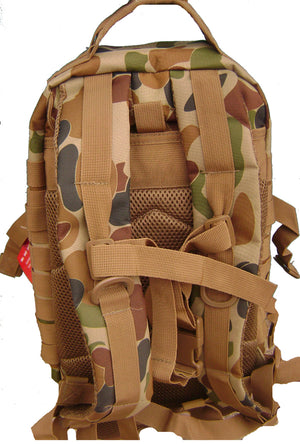 MOLLE Cadet/Day Assault Pack 28 ltrs Auscam