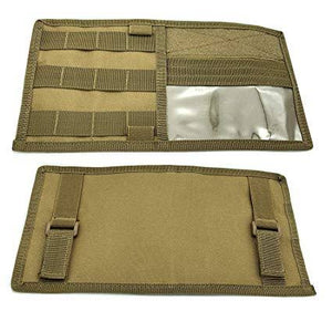 RECON VEHICLE universal Visor tactical MIL - SPEC MOLLE organizer