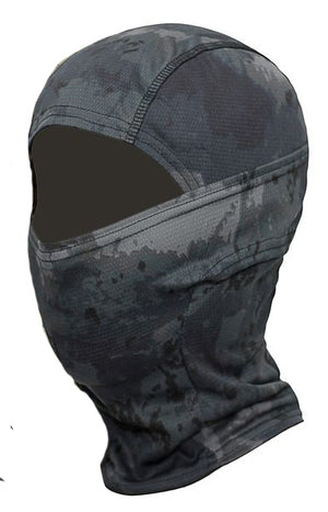 RECON Stretched Mandrake Kryptek Typhon Camo Tactical Head Cover & balaclava