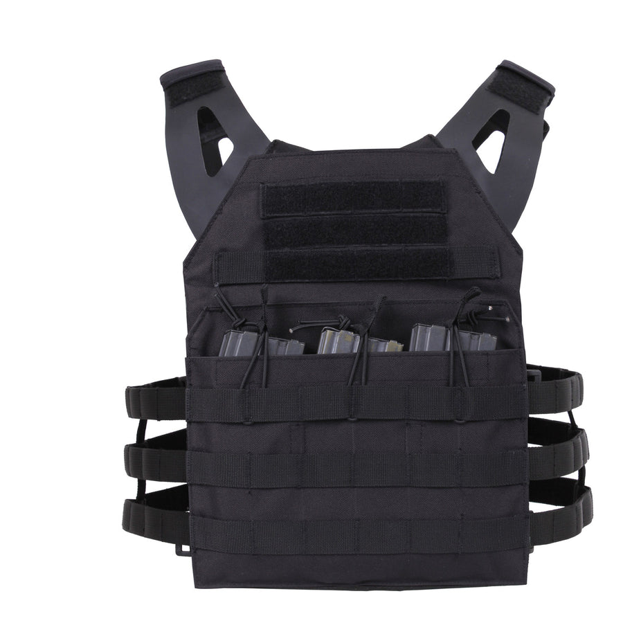 LIGHTWEIGHT PLATE CARRIER VEST, LIGHTWEIGHT PLATE CARRIER VEST