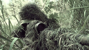 Jackal 3D Full Ghillie Suit