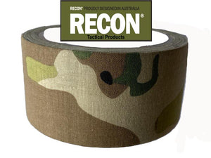 RECON Multi Cammo Cloth Wrap Tape