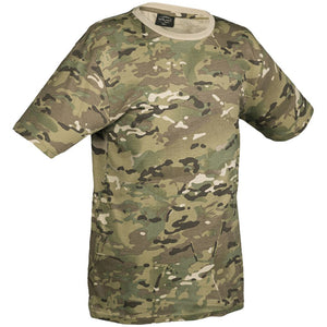 Auscam and MultiCam T Shirts
