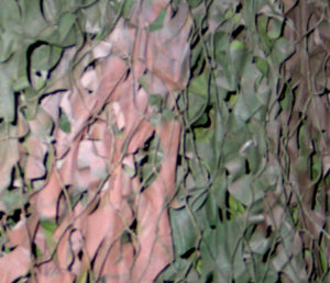 MILITARY SURPLUS LEAF PATTERN CAMO NET 12'X20'