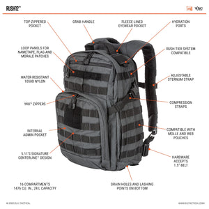 5.11 RUSH 12 Back Pack kit bag perth