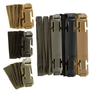 5.11 Tactical Sidewinder Straps attache molle pouches to kit that dont have straps