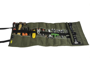 Rugged Extremes Heavy Duty Tool Roll Canvas deluxe version