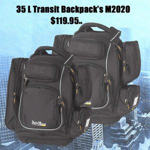 35 L Transit Backpack  M2020 - kit bag Perth
