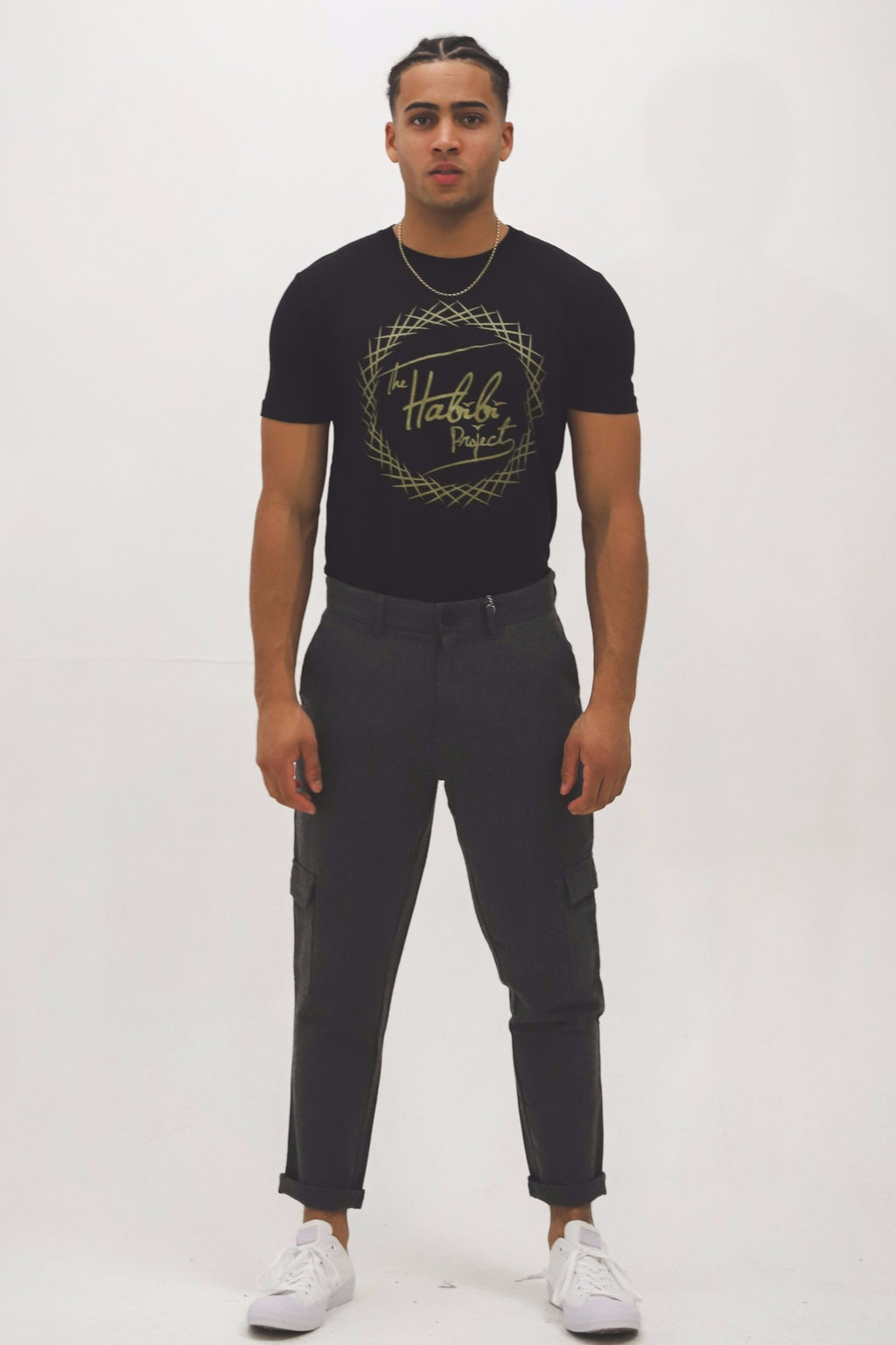 HxP Gold edition t-shirt Unisex (black)