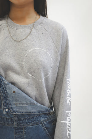 International Habibi Project Sweater [Grey]