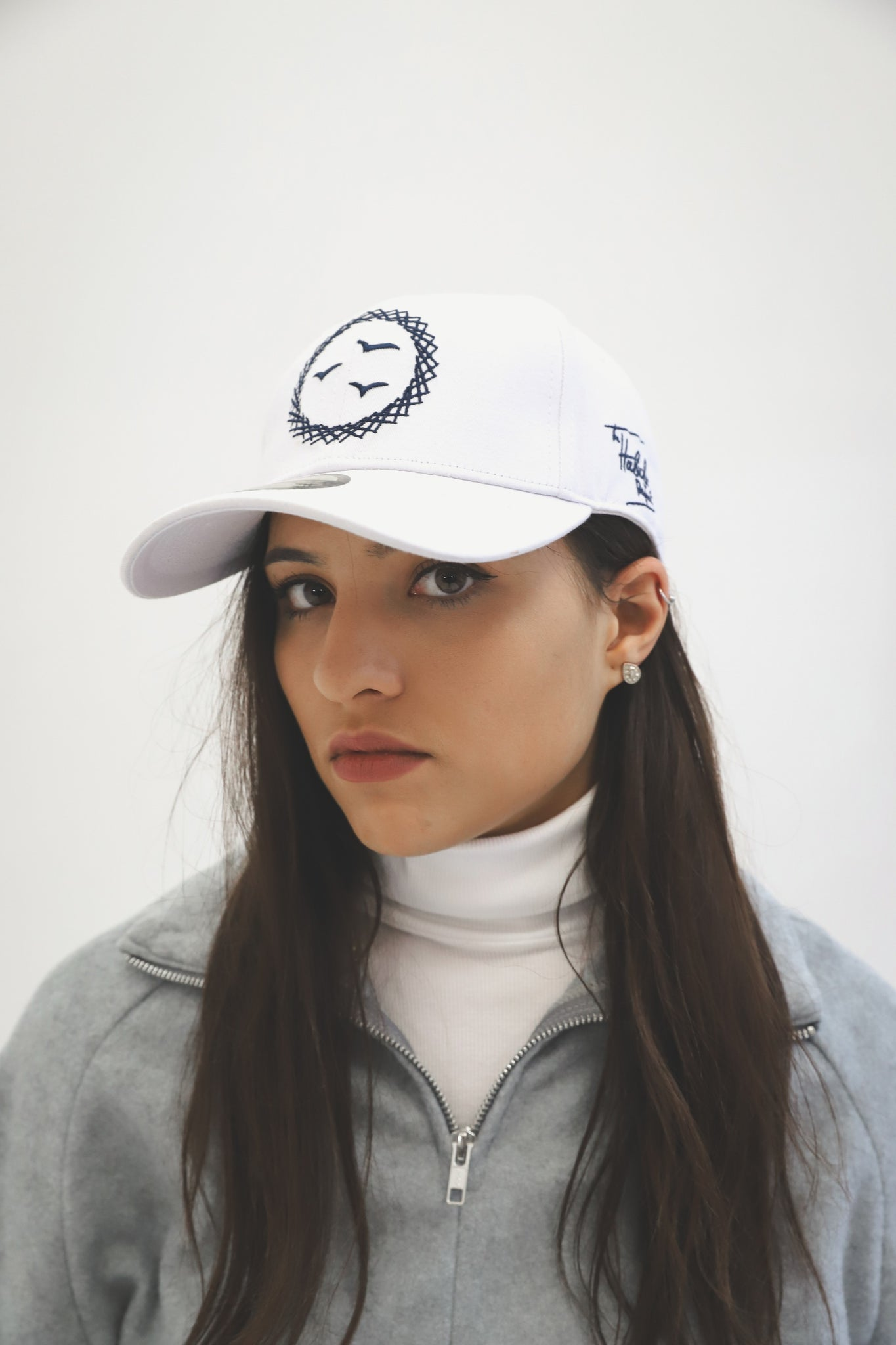 Habibi Project Exclusive Cap [white]